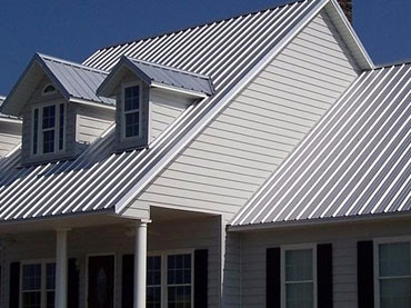 Metal Roofing - JKS Construction & Inspection